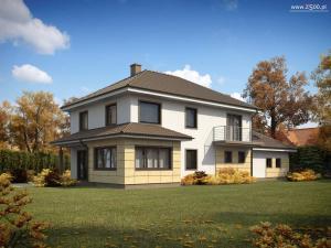 Case pe structura clasica de zidarie sistem portant tip for Proiect casa clasica b 178 m