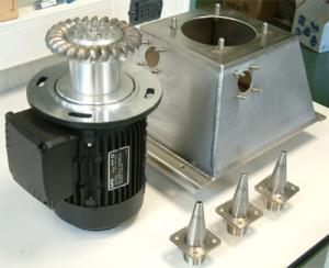 Hidro turbine 5 kw