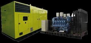 Generator 1000 kva soundproof