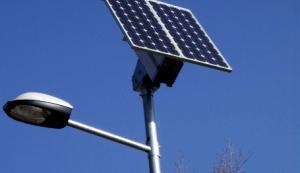 Lampa iluminat stradal solare