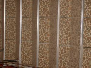 Scari exterioare placate cu gresie