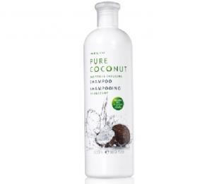Sampon pt par cu ulei de cocos 100% natural Inecto Pure Coconut Moisture - 500ml