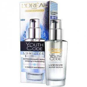 Crema de zi anirid Codul Tineretii L`Oreal Youth Luminizer 50ml