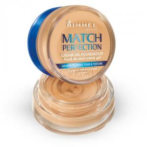 Fond de ten Rimmel London Match Perfection Cream Gel - 201 Clasic Beige
