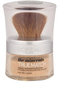 Fond de ten cu minerale L'oreal True Match - W5 Golden Sand