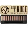 Trusa w7 colour me nude 12 nuante - natural nudes