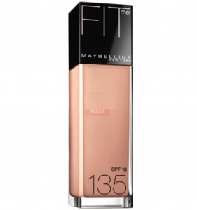 Fond de ten Maybelline FIT Me! - 135 Ivory