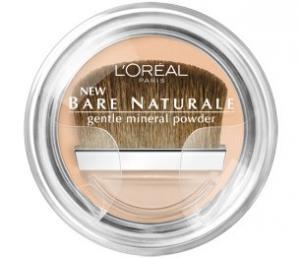 Pudra cu minerale L'oreal Bare Naturale - 408 Soft Ivory