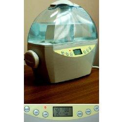 Umidificator de aer ultrasonic, cu ionizare, HM-101K