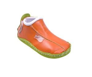 Pantofiori Grady orange-verde