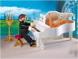 Interpret la pian