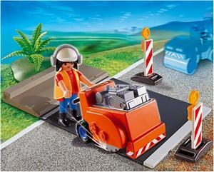 Masina pentru taiat asfalt