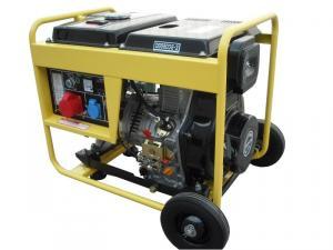 Generator curent DG5500E-3 DIESEL 4,5kW autopornire