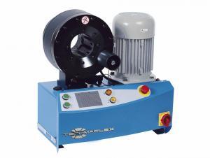Presa sertizat furtunuri hidraulice 400 Volt, TECHMAFLEX PE38