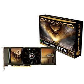 Placa video Gainward GeForce GTX 590 3GB DDR5 2x 384-bit