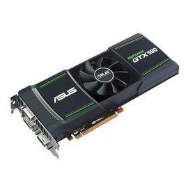 Placa Video Asus GeForce GTX590 3GB GDDR5 384bit x2 PCIe