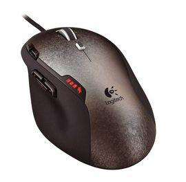 Mouse laser logitech g500