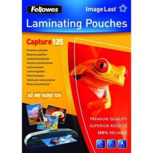 Folie pentru laminat, A3, 125 microni, 100 coli/top
