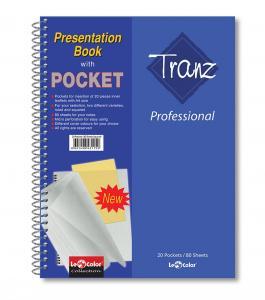 Caiet LeColor Tranz Professional, A4, dictando, 80 file