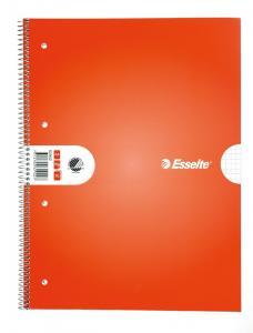Caiet de birou cu spira, Esselte, A4, matematica, 70 de coli