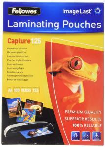 Folie pentru laminat, A4, 125 microni, 100 coli/top