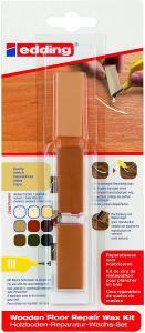 Kit Edding 8902, ceara pentru reparatii pardoseala, fag, blister