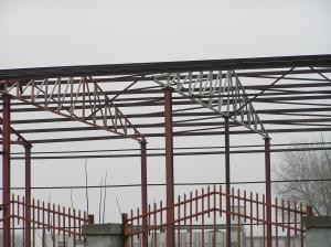 Depozit pe structura metalica - Slobozia