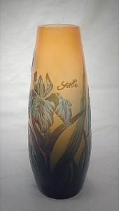 Reproducere E. Galle - perioada Art Nouveau