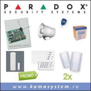 Sistem antiefractie paradox mg5000