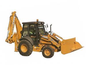 Pentru service utilaje constructii buldoexcavator
