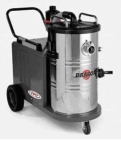 Aspirator industrial trifazat  DRAGON 500T