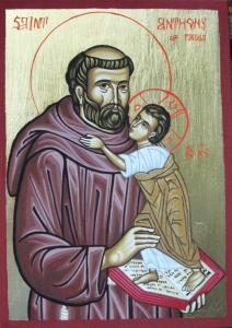 Icoane catolice