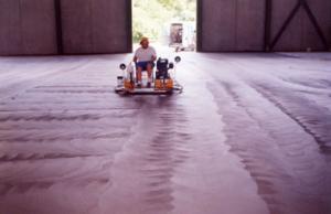 Hala industriala din beton