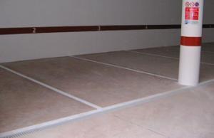 Garaje beton