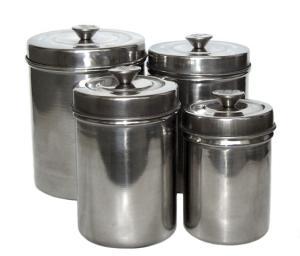 Set de inox pentru condimente