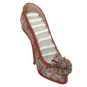 Suport bijuterii in forma pantof