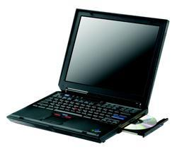 Laptop ibm t40