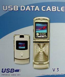 Cablu date motorola v360