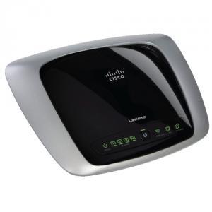 Wireless-N Linksys WAG160N ADSL2+ Gateway