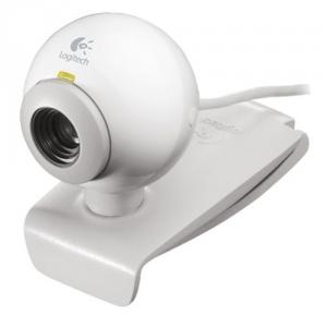 Camera web logitech quickcam messenger