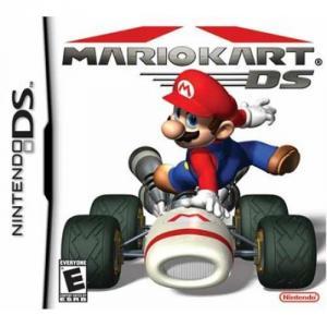 Joc Mario Kart, pentru Nintendo DS