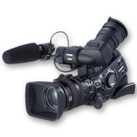 Camera video Canon XL H1 S KIT