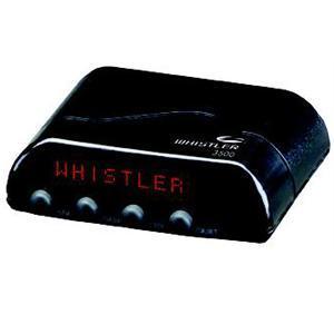 Detector radar whistler
