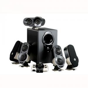 Sistem audio 5.1 logitech g51