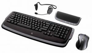 Tastatura logitech easycall desktop