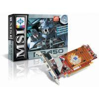 Placa video VGA MSI ATI R3450-TD512