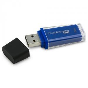 USB Flash Drive 8 GB USB 2.0 Kingston DataTraveler 102
