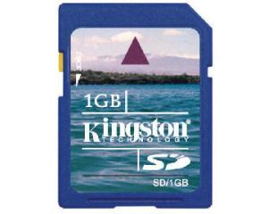 Card memorie sd 1gb kingston
