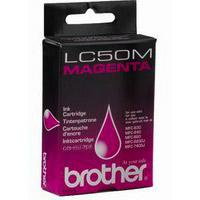 Cartus brother lc 50m magenta