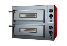 Cuptor pizza(COMPACT) 1+1 pizza cu Ø 330mm